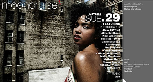Cover of mooncruise issue 29, May 2006